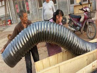大口径橡胶风管