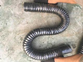 瓦斯抽放橡胶风管