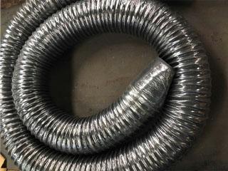 抽废气橡胶风管